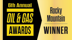 Rocky Mountain Oil & Gas Winner