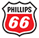 Phillips 66 - Fuel Supply Logo for Atlas Oil Company Partner