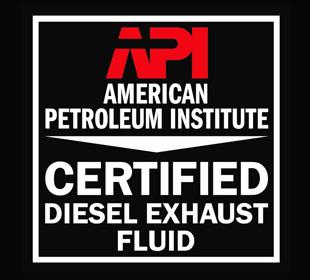 API Certified - DEF